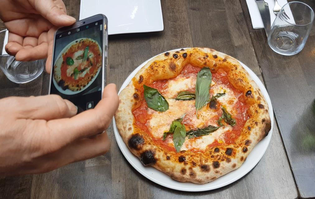 La Meilleure Pizza à Paris 2019 Margherita